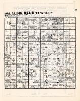 Big Bend Township, Hagen, Chippewa County 1940c