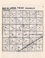 Lone Tree Township, Chippewa County 1940c