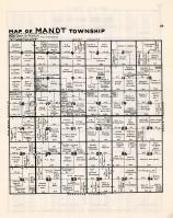 Mandt Township, Chippewa County 1940c