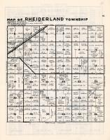 Rheiderland Township, Clara City, Chippewa County 1940c