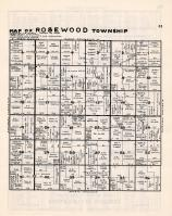 Rosewood Township, Chippewa County 1940c