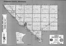 Index Map, Chippewa County 1992