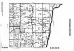 Map Image 010, Chisago County 1994