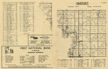 Oakport, Clay County 1961