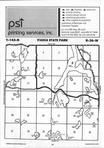 Lake Itasca, Elk Lake T143N-R36W, Clearwater County 1994 Published by Farm and Home Publishers, LTD