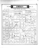 Amboy Township, Cottonwood County 1896
