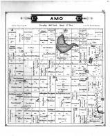 Amo Township, Lake Augusta, Cottonwood County 1896