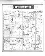 Mountain Lake Township, Cottonwood County 1896
