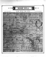 Rose Hill Township, Berry Lake, Cottonwood County 1896