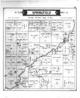 Springfield Township, Des Moines River, Cottonwood County 1896