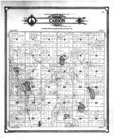 Carson Township, Delft, Cottonwood County 1909
