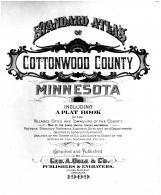Title Page, Cottonwood County 1909