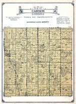 Carson Township, Cottonwood County 1926