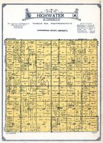 Highwater Township, Cottonwood County 1926