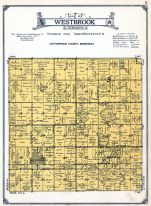 Westbrook Township, Cottonwood County 1926