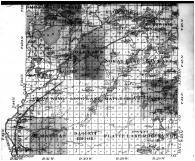 Crow Wing Outline Map - Below, Crow Wing County 1913