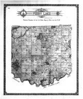 Perry Lake Township, Fools Lake, Crow Wing County 1913