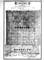 Hampton and Randolph Township, Cascade, Dakota County 1916 Microfilm
