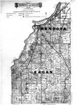 Mendota and Eagan Townships, Dakota County 1916 Microfilm