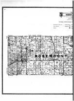 Rosemount and Nininger Townships - Left, Dakota County 1916 Microfilm