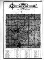 Mantorville Township, Kasson, Dodge County 1914