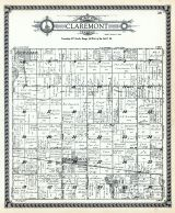Claremont Township, Rice Lake, Dodge County 1937