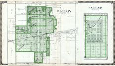 Kasson, Concord, Dodge County 1937