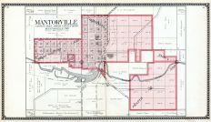 Mantorville, Dodge County 1937