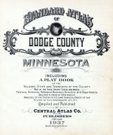 Title Page, Dodge County 1937