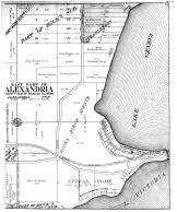 Alexandria East Part, Douglas County 1912