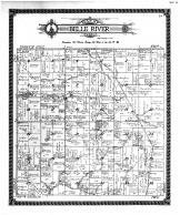Belle River Township, Douglas County 1912