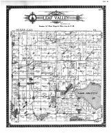 Leaf Valley Township, Lake Miltona, Douglas County 1912