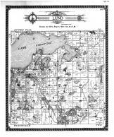 Lund Township, Lake Christina, Melby, Douglas County 1912