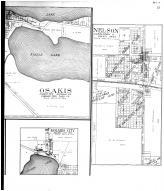Osakis, Melby, Miltona Beach, Holmes City, Nelson - Right, Douglas County 1912