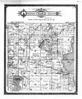 Oskais Township, Lake Smith, Douglas County 1912