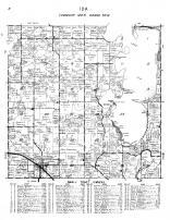 Ida Township, Garfield, Douglas County 1950