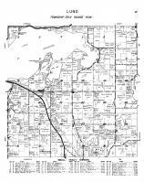 Lund Township, Melby, Douglas County 1950