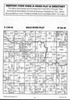 Belle River T129N-R36W, Douglas County 1993 Published by Farm and Home Publishers, LTD