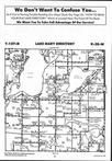 Lake Mary T127N-R38W, Douglas County 1993 Published by Farm and Home Publishers, LTD
