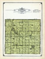 Foster Township, Faribault County 1913