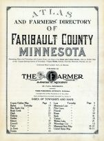 Index Page and Title Page, Faribault County 1913
