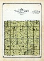 Walnut Lake Township, Faribault County 1913