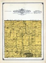 Winnebago City Township, Faribault County 1913
