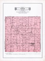 Foster Township, Rice Lake, Walters, Faribault County 1929