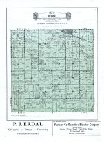 Rome Township, Frost, Faribault County 1929