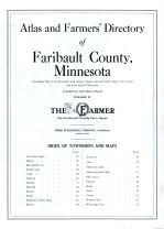 Title Page, Faribault County 1929