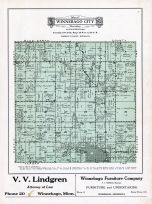 Winnebago City Township, Faribault County 1929