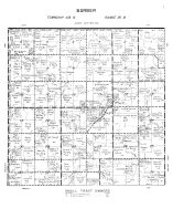 Barber Township, Faribault County 1962
