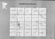 Index Map, Faribault County 1992