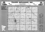 Index Map, Faribault County 1994